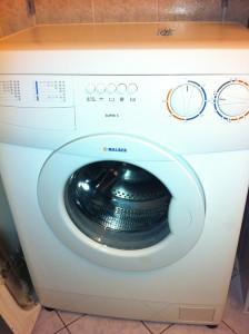 pračka se netočí
